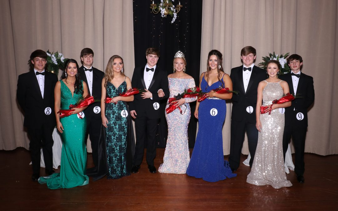 2021 High School Beauties and Beaux
