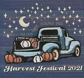 Harvest Festival set for October 25